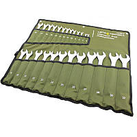 Набор ключей рожково-накидных 25 шт (6-32 мм) на полотне АВТОТЕХНИКА 101250