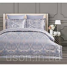 Комплект постельного белья из бамбука Majestik евро 200*220 Тм Arya Lucas