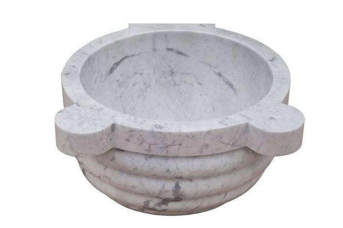Курна TSL-1 White Marble, фото 2