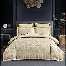 Комплект постельного белья из бамбука Majestik евро 200*220 Тм Arya Samuel