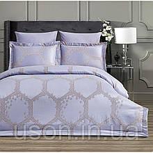 Комплект постельного белья из бамбука Majestik евро 200*220 Тм Arya Loreli