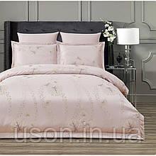 Комплект постельного белья Royalty жаккард евро 200*220 Тм Arya Vibha