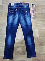 Джинсовые брюки для мальчиков оптом, H.L. Xiang, 134-164 рр., арт.  A-608, фото 6