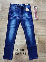 Джинсовые брюки для мальчиков оптом, H.L. Xiang, 134-164 рр., арт.  A-608, фото 5