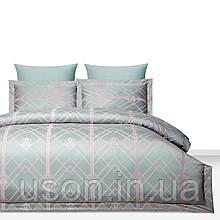 Комплект постельного белья Royalty жаккард евро 200*220 Тм Arya Harlow