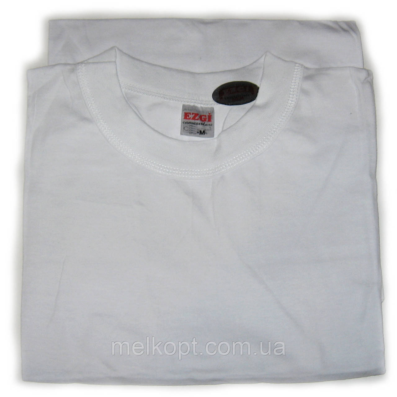 Чоловічі футболки Ezgi - 71,00 грн./шт. (75-й розмір, білі)