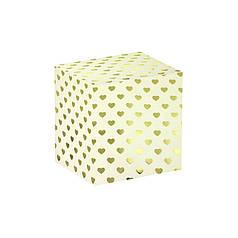 Папір пакувальна PPW PAPER Lesko PZ097 Сердечка подарункова 50*70 см