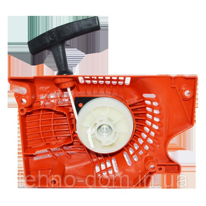 Крышка стартера на бензопилы GoodLuck 4500-5200, 2 зацепа