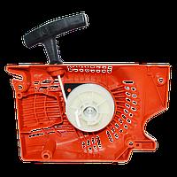 Крышка стартера на бензопилы GoodLuck 4500-5200, 2 зацепа, фото 1