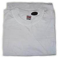 Чоловічі футболки Ezgi - 72,00 грн./шт. (80-й розмір, білі), фото 1