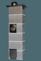 Дымоходная система Jawar Uniwersal Plus с вентиляцией 6м