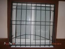 Стальной декор решетки на окна