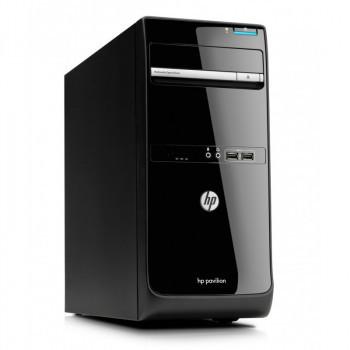 Системный блок HP Pavilion P6-2265so-Mini tower-Intel Core i3-2120-3,3GHz-8Gb-DDR3-HDD-320Gb-DVD-R-(B)- Б/У