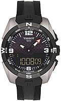 Чоловічі Годинники Tissot T-Touch Expert Solar T091.420.47.207.01 TITANIUM 100m