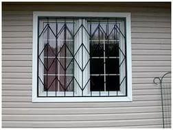 Решетка складная на окна