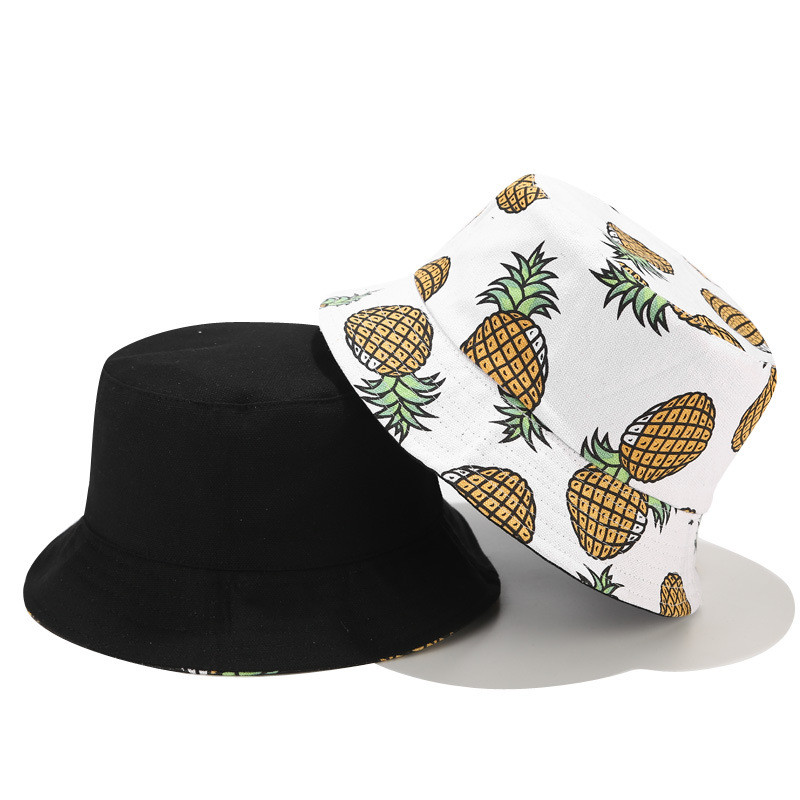 Панама Bucket Hat City-A Ананас Біла