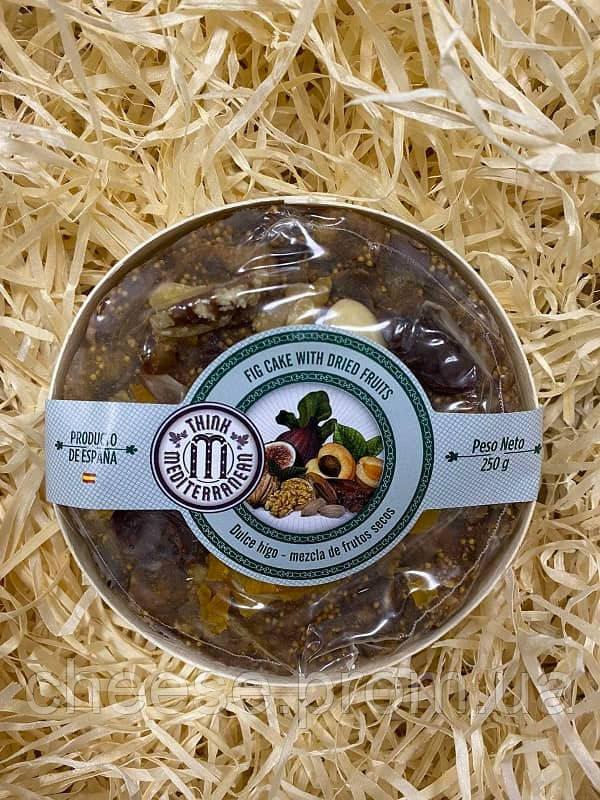 Пиріг інжирний з сухофруктами 250 г THINK MEDITERRANEAN