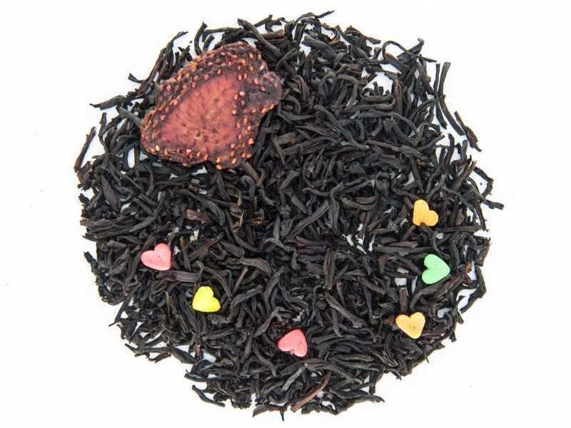 Чай Teahouse (Тиахаус) Романтика 250 г (Tea Teahouse Romance 250 g)
