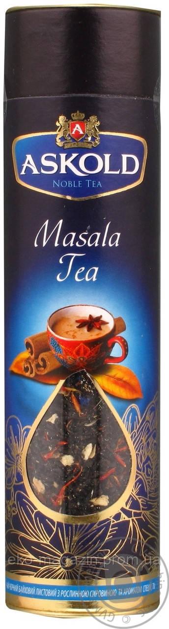 """Чай Аскольд """"Masala tea"""" 70гр"""