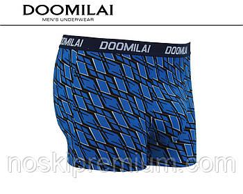Чоловічі труси-боксери Doomilai бавовна c бамбуком 01087