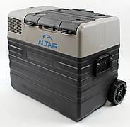 Автохолодильник компресорний, автоморозильник Altair NX52 (52 літра). До -20 °С. 12/24/220V