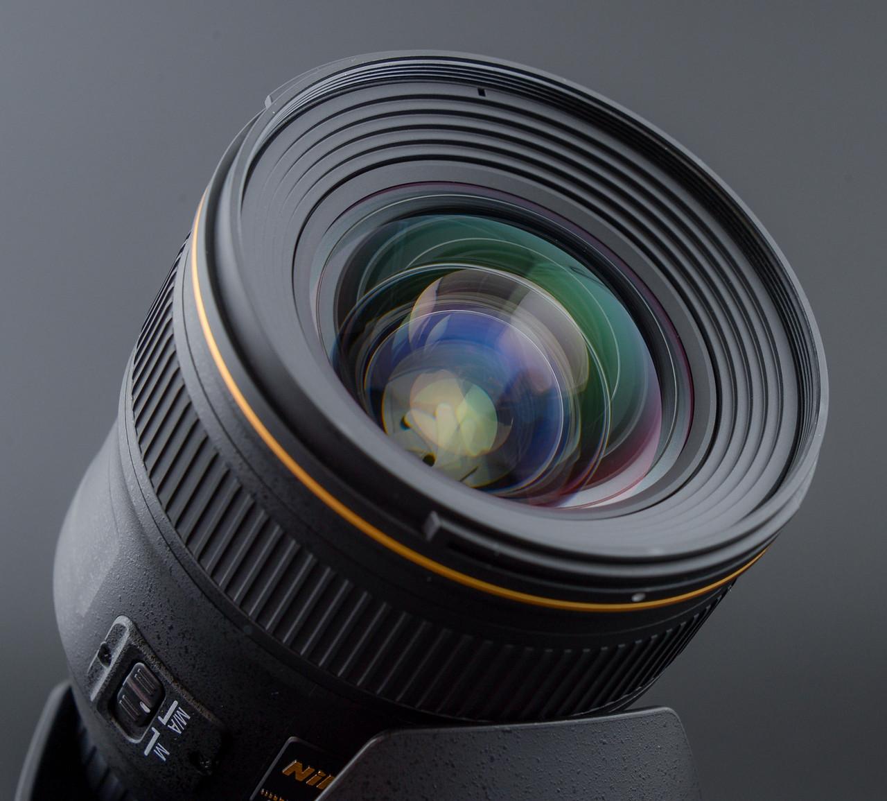 Объектив Nikkor AF-S 24mm f/1.4G