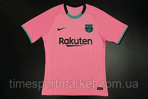 Футбольная форма Барселона резервная 2020-2021 (Футболка+шорты), фото 2