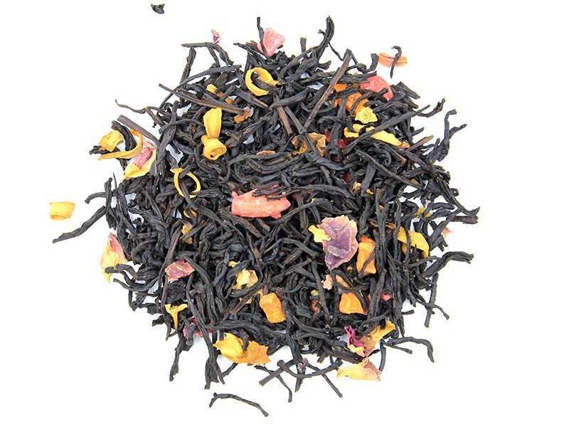 Чай Teahouse (Тиахаус) Сладкое лето 250 г (Tea Teahouse Sweet summer 250 g)