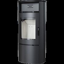 Сталева камінна топка Kratki FALCON 9 W (10-14 кВт) печі чавунні опалювальні для дому та дачі, фото 3