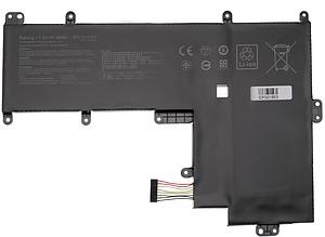 Батарея для ноутбука Asus C21N1530 (E201NA, C202SA, W202NA) 5000