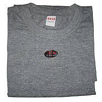 Чоловічі футболки Ezgi - 73,00 грн./шт. (80-й розмір, сірі), фото 1