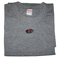 Мужские футболки Ezgi - 73,00 грн./шт. (80-й размер, серые), фото 1