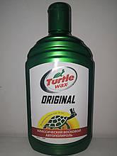 Классический восковой автополироль ORIGINAL Turtle Wax 500ML