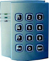 Кодовая клавиатура доступа и считыватель rfid карт SR30