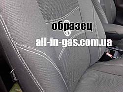 """Чохли на сидіння УАЗ Patriot 2010- / автомобільні чохли на УАЗ Патріот """"Nika"""""""