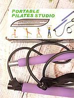 Тренажер для занятий пилатесом портативная гимнастическая студия Portable Pilates Studio Живые фото