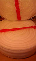 Демпферная лента 7мм х160мм (50 м.) с фартуком
