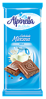 Шоколад Молочный Alpinella Альпинелла Польша 90 г (25шт/1уп)