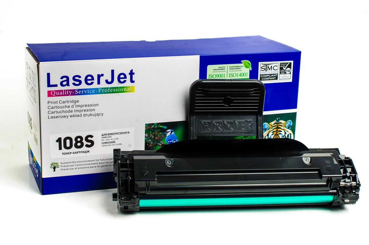 Картридж Asta-Toner SAMSUNG MLT-D108S (D1082S) -  Доктор Тонер - супермаркет техники для печати в Черновцах