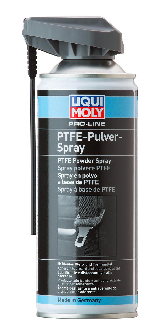 Тефлоновый спрей Liqui Moly Pro-Line PTFE-Pulver-Spray