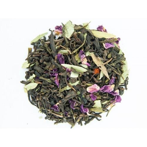 Чай Teahouse (Тіахаус) Таємниці гейші 250 г (Tea Teahouse Geisha Secrets 250 g)