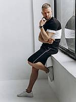 Мужской спортивный костюм (футболка и шорты)   Летний мужской спортивный костюм шорты и футболка