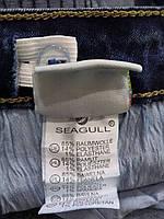 Джинсы для девочек оптом, Seagull, 134-164 рр., арт. CSQ-1904, фото 2