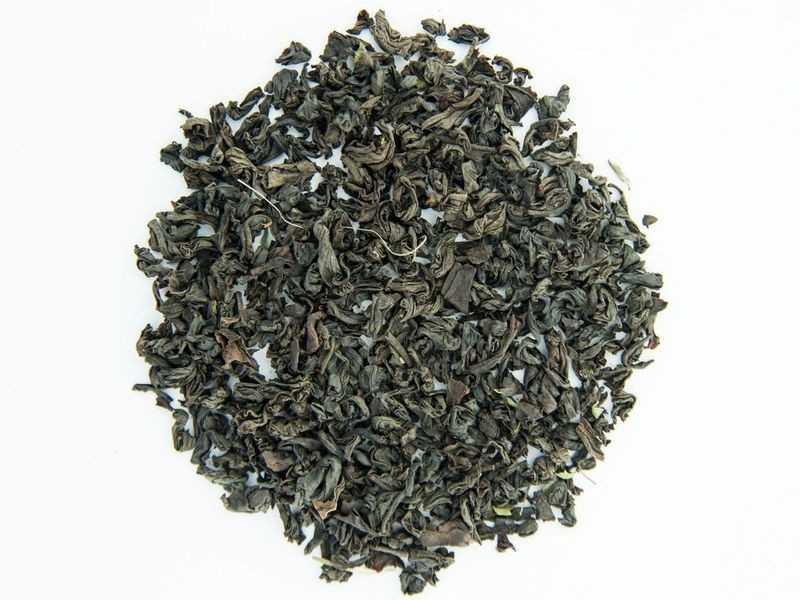 Чай Teahouse (Тіахаус) з м'ятою 250 г (Tea Teahouse with mint 250 g)