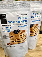 Кето панкейкі Суміш для низкоуглеводной випічки 269 м Ginger