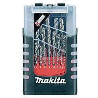 Набір свердел по металу HSS MFORCE Makita 25 шт (D-29882)