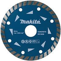 Алмазные диски 125 мм Makita по бетону (D-41632)