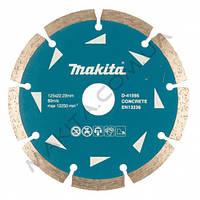 Алмазні диски 125 мм Makita по бетону (D-41595)