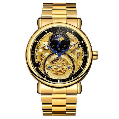 Forsining 8177 Gold-Black