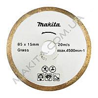 Алмазний диск 85 мм Makita для мокрого різання (B-21082)